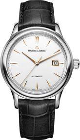 Maurice Lacroix Les Classiques LC6098-SS001-131-1 Herren Automatikuhr Klassisch schlicht