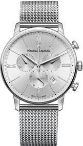 Maurice Lacroix Eliros EL1098-SS002-110-1 Herrenchronograph Swiss Made