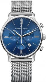 Maurice Lacroix Eliros EL1098-SS002-410-1 Herrenchronograph Swiss Made