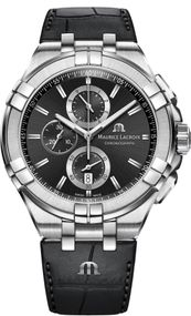 Maurice Lacroix AIKON AI1018-SS001-330-1 Herrenchronograph Design Highlight