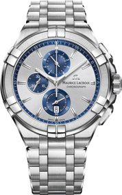 Maurice Lacroix AIKON AI1018-SS002-131-1 Herrenchronograph Design Highlight