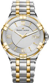 Maurice Lacroix AIKON AI1008-PVY13-132-1 Herrenarmbanduhr Design Highlight