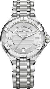 Maurice Lacroix AIKON AI1006-SS002-130-1 Damenarmbanduhr Design Highlight