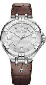 Maurice Lacroix AIKON AI1006-SS001-130-1 Damenarmbanduhr Design Highlight