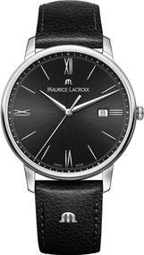 Maurice Lacroix Eliros EL1118-SS001-310-1 Herrenarmbanduhr flach & leicht