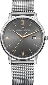 Maurice Lacroix Eliros EL1118-SS002-311-1 Herrenarmbanduhr Mondphase