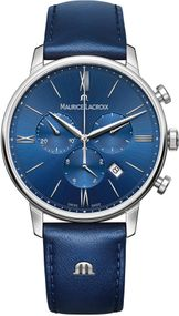 Maurice Lacroix Eliros EL1098-SS001-410-1 Herrenchronograph Swiss Made