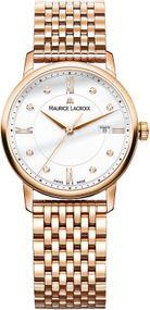 Maurice Lacroix Eliros EL1094-PVP06-150-1 Damenarmbanduhr mit echten Diamanten
