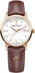 Maurice Lacroix Eliros EL1094-PVP01-150-1 Damenarmbanduhr mit echten Diamanten