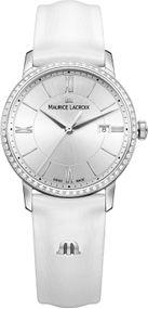 Maurice Lacroix Eliros EL1094-SD501-110-1 Damenarmbanduhr mit echten Diamanten