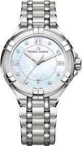 Maurice Lacroix AIKON AI1006-SS002-170-1 Damenarmbanduhr Design Highlight