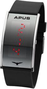 APUS Gamma Silver Red AS-GA-SR LED Uhr Sehr leicht