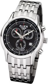 AUER Titanium Classic TH-411-BMR Herrenchronograph Made in Germany