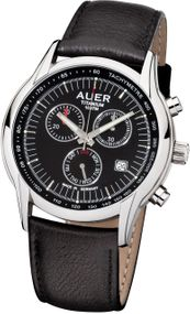 AUER Titanium Classic TH-411-BLBR Herrenchronograph Made in Germany