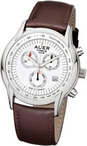 AUER Titanium Classic TH-411-SLBNR Herrenchronograph Made in Germany