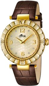 Lotus Ladies 15912/f Damenarmbanduhr Design Highlight