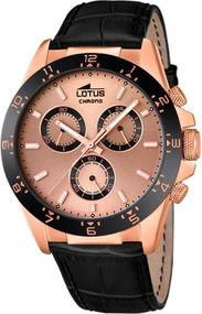 Lotus Chrono 18158/2 Herrenchronograph Design Highlight