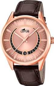 Lotus Classic 15980/1 Herrenarmbanduhr Design Highlight