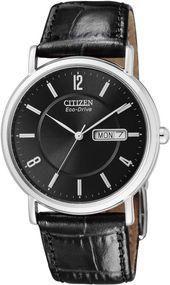 Citizen Elegant BM8241-01EE Herrenarmbanduhr Eco-Drive