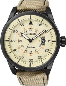 Citizen Sport AW1365-19P Herrenarmbanduhr Fliegeruhr