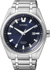Citizen Super Titanium AW1240-57L Herrenarmbanduhr Solarbetrieb