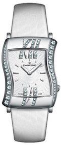Candino Elegance C4424/1 Elegante Damenuhr Swiss Made