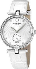 Candino Classic C4563/1 Damenarmbanduhr Mit Kristallsteinen