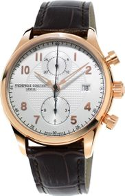 Frederique Constant Geneve Runabout Chronograph FC-393RM5B4 Herrenchronograph Streng Limitierte Auflage