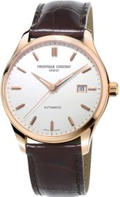 Frederique Constant Geneve Classic Index FC-303V5B4 Herren Automatikuhr Sehr gut ablesbar