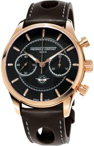 Frederique Constant Geneve VINTAGE RALLY FC-397HDG5B4 Herrenchronograph Streng Limitierte Auflage