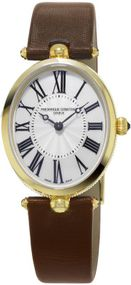 Frederique Constant Geneve ART DECO FC-200MPW2V5 Damenarmbanduhr Design Highlight