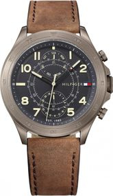Tommy Hilfiger CASUAL SPORT 1791343 Herrenarmbanduhr Design Highlight