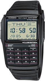 Casio Collection DBC-32-1AES Digitaluhr für Herren Mit Taschenrechner