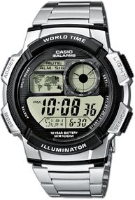 Casio Collection AE-1000WD-1AVEF Digitaluhr für Herren 10 Jahre Batterielaufzeit