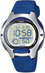 Casio Collection LW-200-2AVEF Digitaluhr für Kinder 10 Jahre Batterielaufzeit