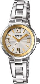Casio Collection Ladies LTP-1340D-7AEF Elegante Damenuhr Sehr Elegant