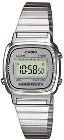 Casio Collection Retro LA670WEA-7EF Digitaluhr für Damen Sehr leicht