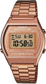 Casio Retro Digital B640WC-5AEF Digitaluhr für Herren Mit Beleuchtung