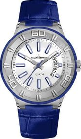 Jacques Lemans Milano 1-1771C Herrenarmbanduhr Design Highlight
