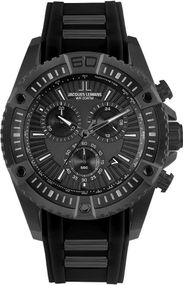 Jacques Lemans Liverpool 1-1805D Herrenchronograph Sehr Sportlich
