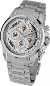 Jacques Lemans LIVERPOOL 1-1847F Herrenchronograph Design Highlight