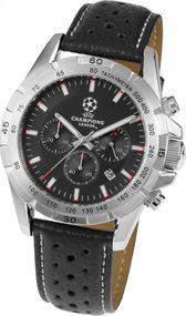 Jacques Lemans UEFA CHAMPIONS LEAGUE U-59A Herrenchronograph Sehr Sportlich