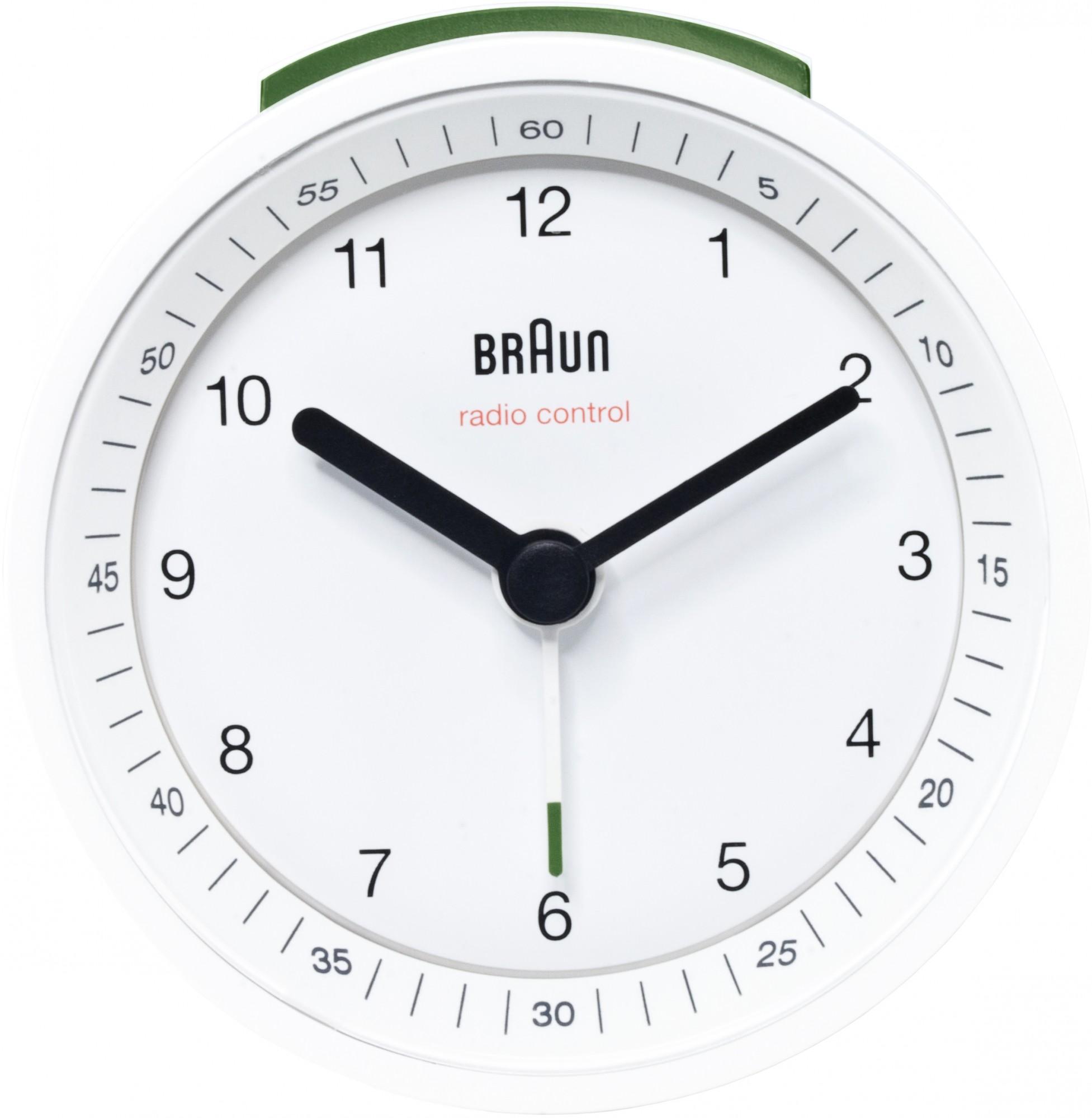 BRAUN Alarm BNC007WHWHDCF Funkwecker Sehr gut a...