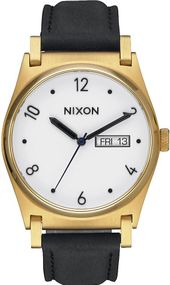Nixon Jane Leather A955-513 Damenarmbanduhr Design Highlight