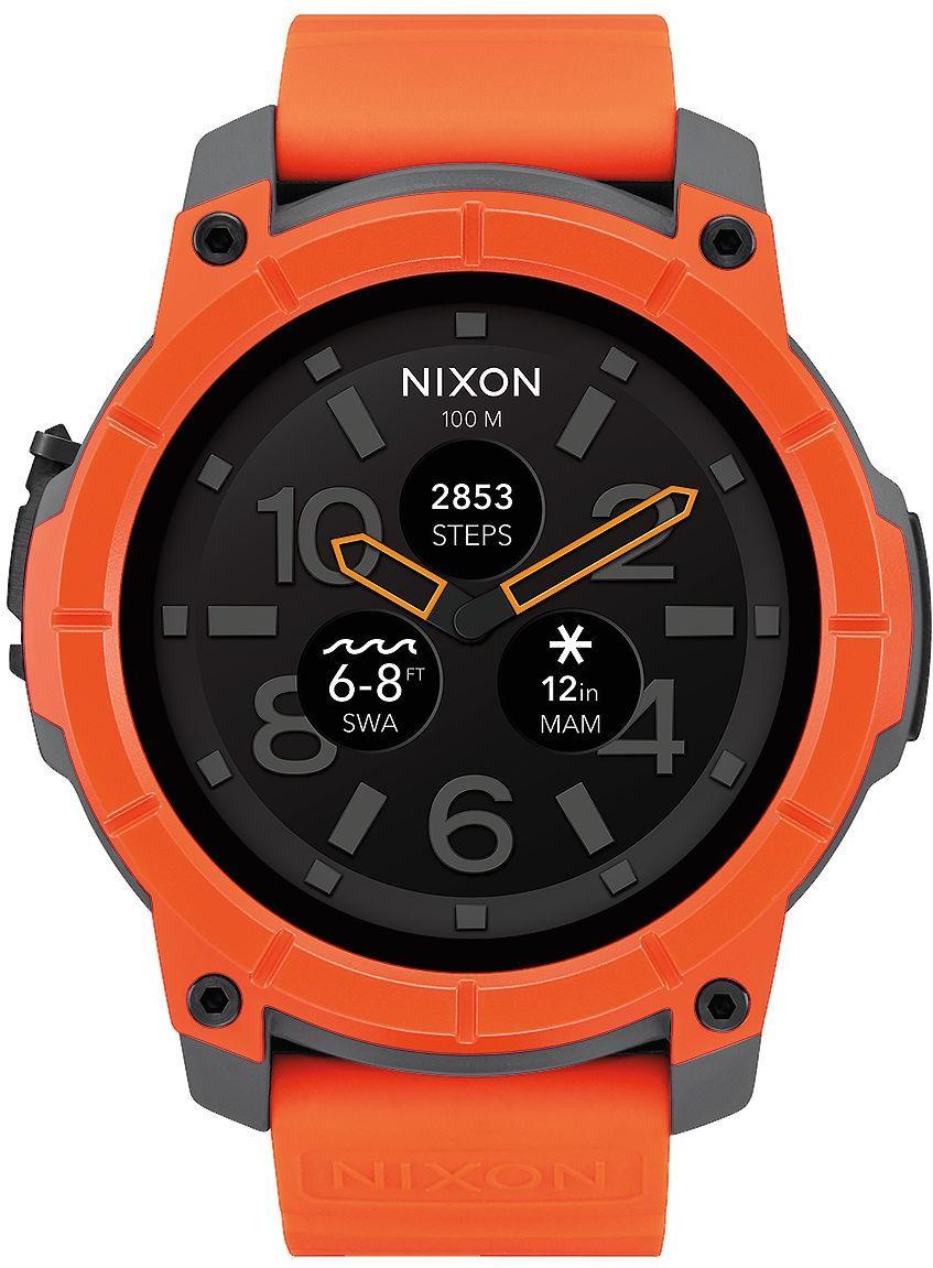 Nixon Mission A1167-2658 Smartwatch SmartWatch