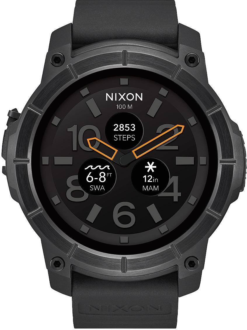 Nixon Mission A1167-001 Smartwatch SmartWatch