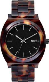 Nixon Time Teller Acetate A327-646 Damenarmbanduhr Design Highlight