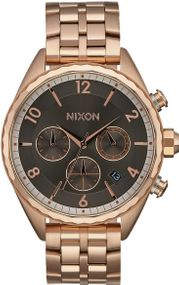 Nixon Minx Chrono A993-2046 Unisexuhr Design Highlight