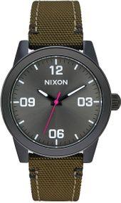 Nixon G.I. Nylon A964-1462 Damenarmbanduhr Design Highlight