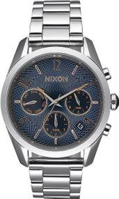 Nixon Bullet Chrono 36 A949-2195 Damenarmbanduhr Duale Anzeige